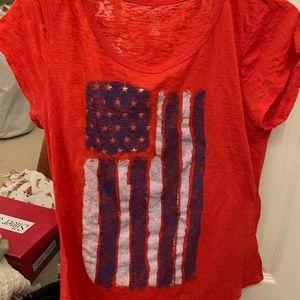 Tops - USA shirt
